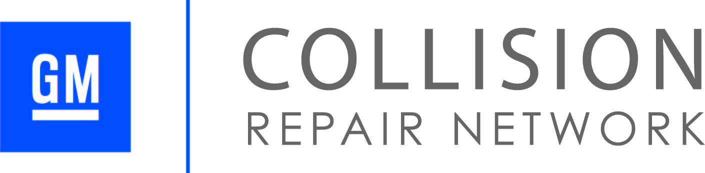 Part of the GM Collision Repair Network
