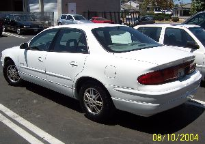 2000 Buick Regal After