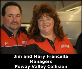 Jim and Mary Francella